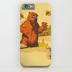 Watch Out for BearZilla iPhone 6s Slim Case