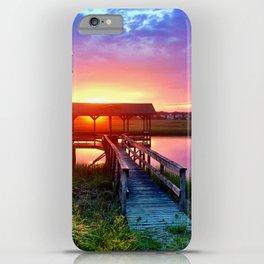 Litchfield Sunset iPhone Case