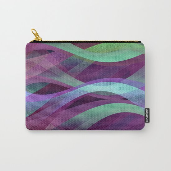Abstract background G134 Carry-All Pouch