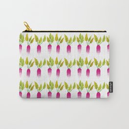 Radish pattern Carry-All Pouch