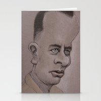 forrest Stationery Cards featuring Forrest by chadizms