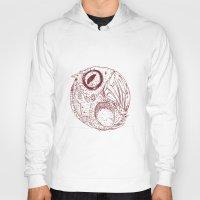 ying yang Hoodies featuring ying yang by Tapioles II