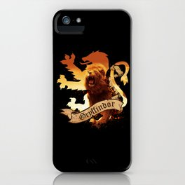 Gryffindor iPhone Case
