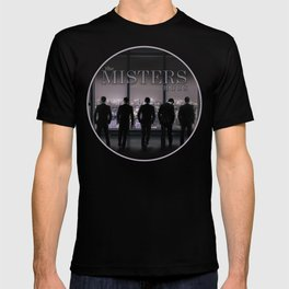 The Misters by JA Huss T-shirt