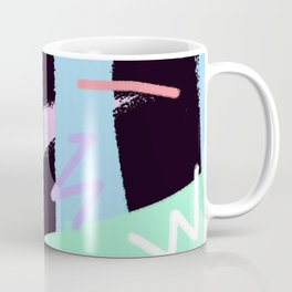 vintage 90s craze Coffee Mug