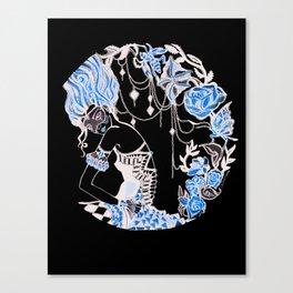 Harlequin Series 2 Canvas Print