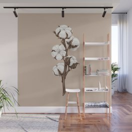 Cotton Wall Mural