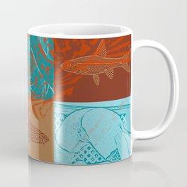 Women Are Not Like Fish Coffee Mug