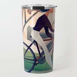 Bike Ride Travel Mug