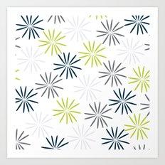 Simple Flower Art Print