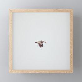 Solo Flight Framed Mini Art Print