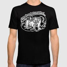 Lexy & Bruce - Swim beyond misconceptions! T-shirt