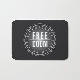FreeDoom-2 Bath Mat