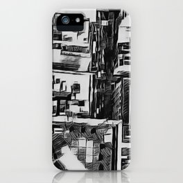 Art of Nyc iPhone Case
