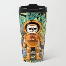 Lost contact Metal Travel Mug