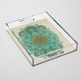 Wide Awake Acrylic Tray