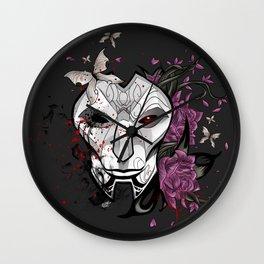 Jhin The Virtuoso Wall Clock