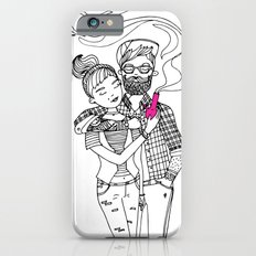Love is...getting high in Amsterdam Slim Case iPhone 6s
