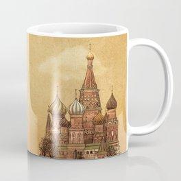 Trip to Moscow Coffee Mug