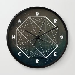 chaos out of ord... Wall Clock