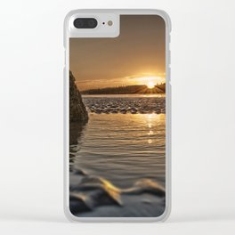 Old Defences Rye Bay Clear iPhone Case
