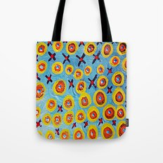 Hugs and Kisses... Tote Bag