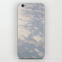 shadow iPhone & iPod Skins featuring Shadow by Rose Etiennette