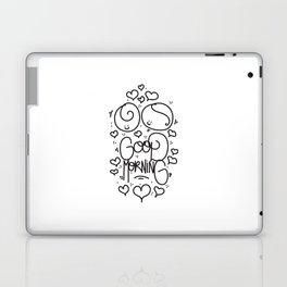 GOOD MORNING MY LOVE Laptop & iPad Skin