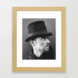 Chimney sweeper Lee. Framed Art Print