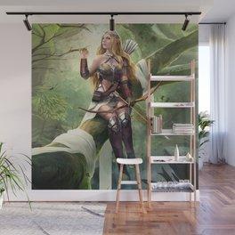 Elven dreams Wall Mural
