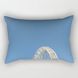 High In The Blue Sky 1 Rectangular Pillow