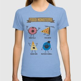 Food Monsters T-shirt