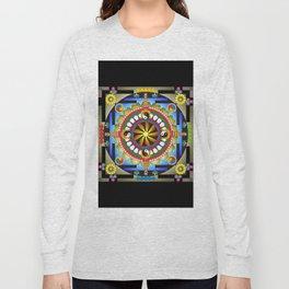 Mandala17 Long Sleeve T-shirt