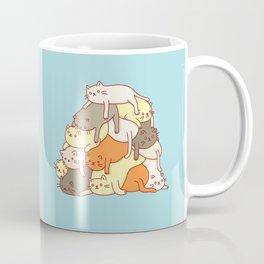 Meowtain Coffee Mug