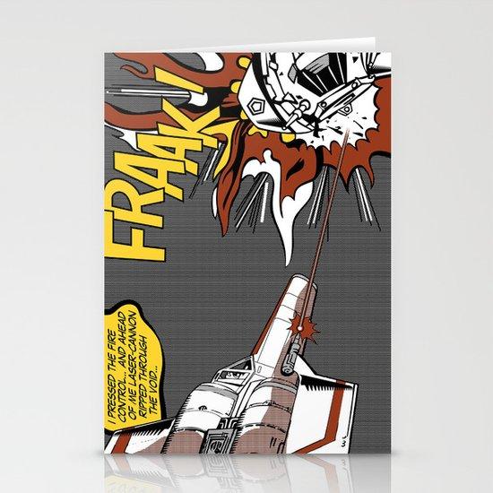 FRAAK! Stationery Cards