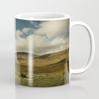 irish Mugs featuring Irish Skies by Sharon Johnstone