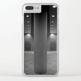 Back Home Clear iPhone Case