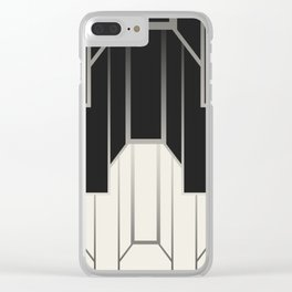 Play it, Sam! Clear iPhone Case