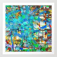 Eric (Goldberg Variations #13) Art Print