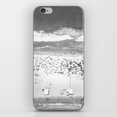 TOP IPANEMA B&W iPhone & iPod Skin