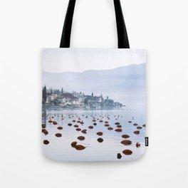 Kotor Bay Tote Bag
