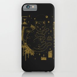 Magical Assistant iPhone Case
