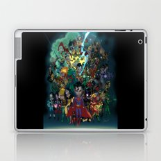 Lil' Super Friends Laptop & iPad Skin