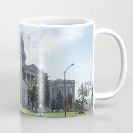 Capitol Building Denver Coffee Mug