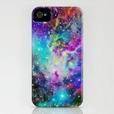 Fox Nebula iPhone (4, 4s) Slim Case