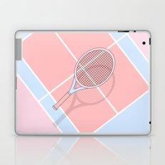 Hold my tennis racket Laptop & iPad Skin