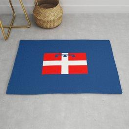 flag of Piedmont Rug