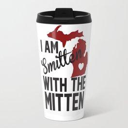 Smitten with the Mitten Travel Mug