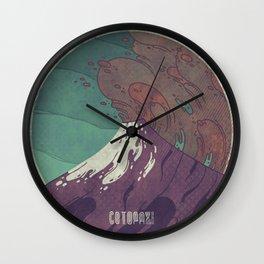 Cotopaxi Wall Clock