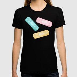 Pastel Plasters T-shirt